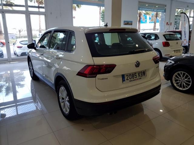 Volkswagen Tiguan  Edition 2.0 Tdi 85kw 115cv 5p. de ocasión en Málaga - Foto 3