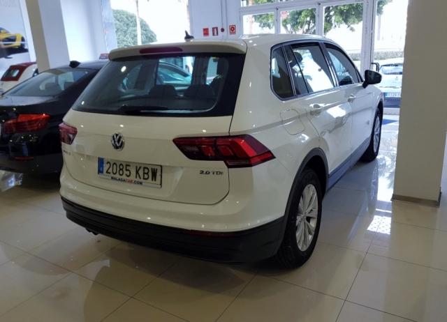 Volkswagen Tiguan  Edition 2.0 Tdi 85kw 115cv 5p. de ocasión en Málaga - Foto 4