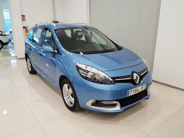 Renault Grand Scenic  Expression Energy Dci 110 Eco2 7p 5p. de ocasión en Málaga - Foto 1