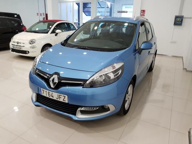 Renault Grand Scenic  Expression Energy Dci 110 Eco2 7p 5p. de ocasión en Málaga - Foto 2