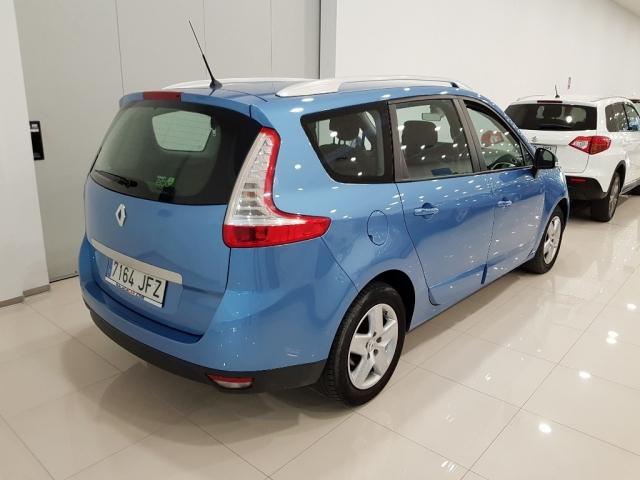 Renault Grand Scenic  Expression Energy Dci 110 Eco2 7p 5p. de ocasión en Málaga - Foto 4