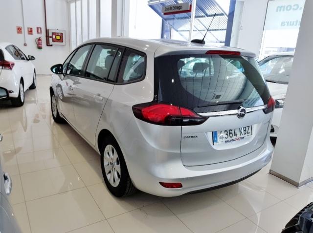 Opel Zafira 1.4 T Ss 103kw 140cv Selective 5p. de ocasión en Málaga - Foto 3