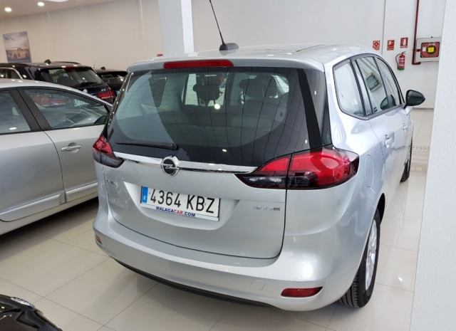 OPEL Zafira 1.4 T SS 103kW 140CV Selective 5p. for sale in Malaga - Image 4