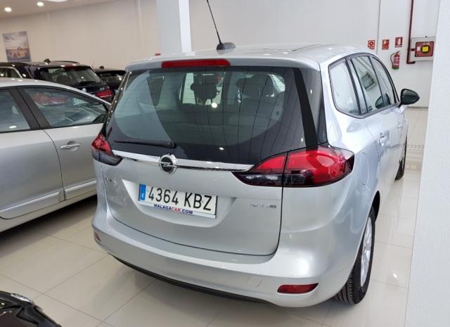 Opel Zafira 1.4 T Ss 103kw 140cv Selective 5p. de ocasión en Málaga - Foto 4