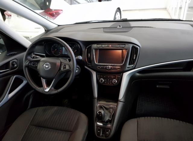 Opel Zafira 1.4 T Ss 103kw 140cv Selective 5p. de ocasión en Málaga - Foto 7