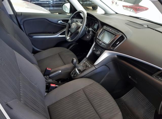 Opel Zafira 1.4 T Ss 103kw 140cv Selective 5p. de ocasión en Málaga - Foto 8