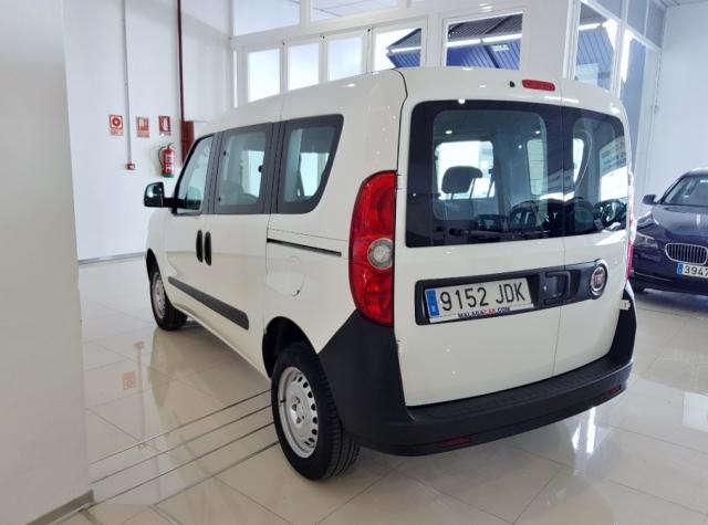 Fiat Doblo  Panorama Active N1 1.3 Multijet 90cv E5 5p. de ocasión en Málaga - Foto 3