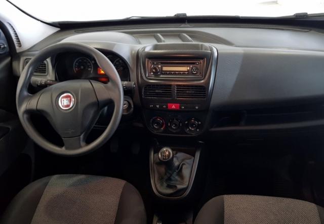 Fiat Doblo  Panorama Active N1 1.3 Multijet 90cv E5 5p. de ocasión en Málaga - Foto 6