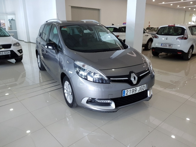 Renault Grand Scenic Grand Scénic Limited Dci 110 Edc 7p 5p. de ocasión en Málaga - Foto 2