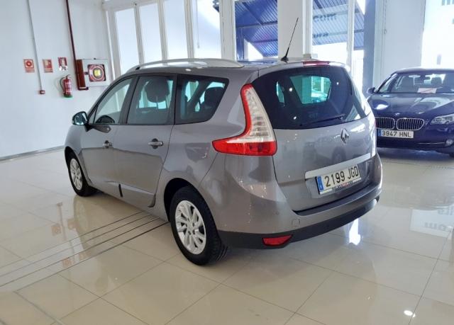 Renault Grand Scenic Grand Scénic Limited Dci 110 Edc 7p 5p. de ocasión en Málaga - Foto 4