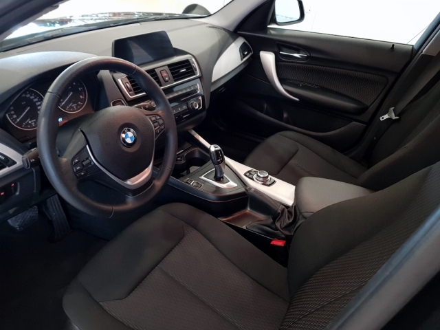 BMW SERIE 1  116d EfficientDynamics 5p. for sale in Malaga - Image 7