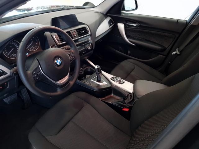 BMW SERIE 1  116d EfficientDynamics 5p. de ocasión en Málaga - Foto 7
