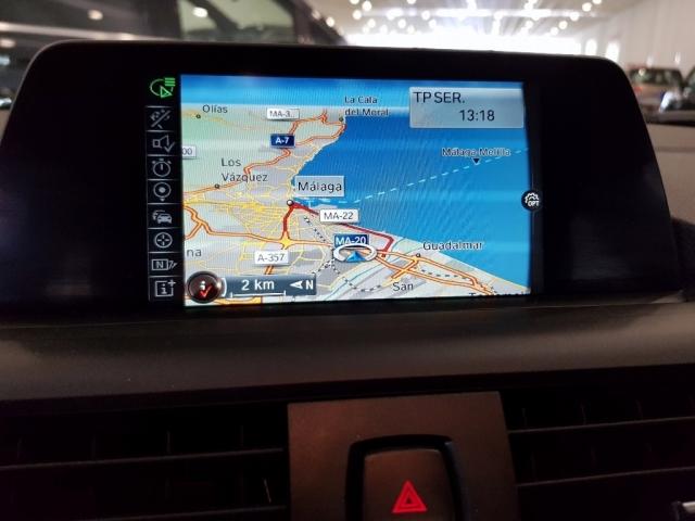 BMW SERIE 1  116d EfficientDynamics 5p. de ocasión en Málaga - Foto 8
