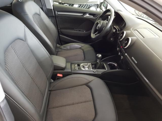 Audi A3  Sport Edition 1.6 Tdi Sportback 5p. de ocasión en Málaga - Foto 7