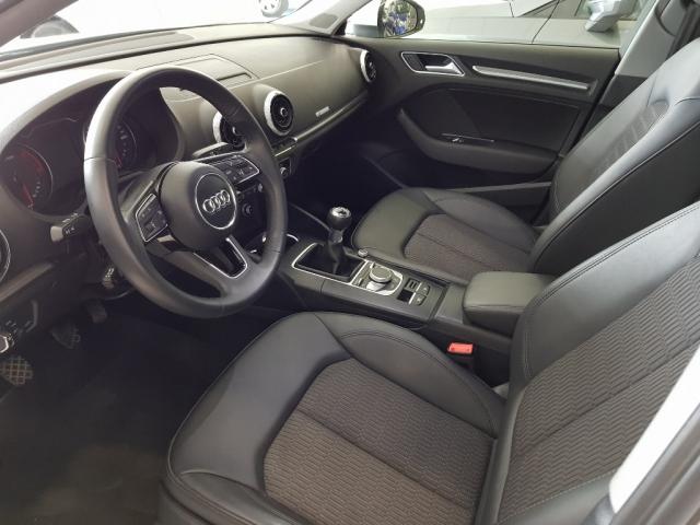 Audi A3  Sport Edition 1.6 Tdi Sportback 5p. de ocasión en Málaga - Foto 8