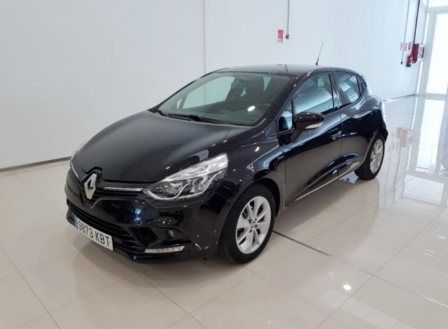 Renault Clio  Limited 1.2 16v 55kw 75cv 5p. de ocasión en Málaga - Foto 1