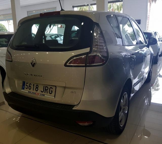 Renault Scenic Scénic Selection Dci 95 Eco2 5p. de ocasión en Málaga - Foto 3
