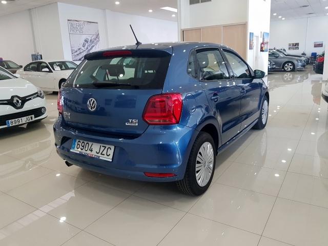 Volkswagen Polo  Advance 1.2 Tsi 66kw 90cv Bmt 5p. de ocasión en Málaga - Foto 4