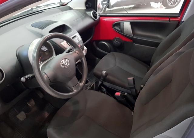 Toyota Aygo  70 Live 5p. de ocasión en Málaga - Foto 7