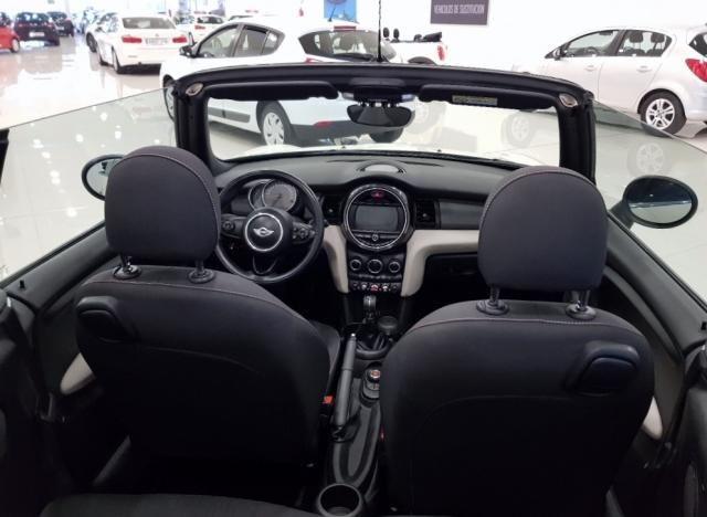 Mini  Cooper 3p.cabrio de ocasión en Málaga - Foto 5