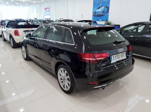 Audi A3  Design Edition 1.6 Tdi S Tronic Sportb 5p. de ocasión en Málaga - Foto 3