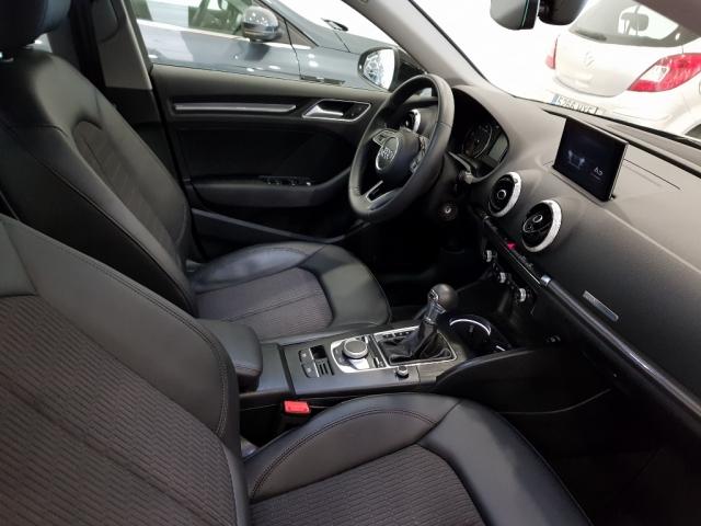Audi A3  Design Edition 1.6 Tdi S Tronic Sportb 5p. de ocasión en Málaga - Foto 7