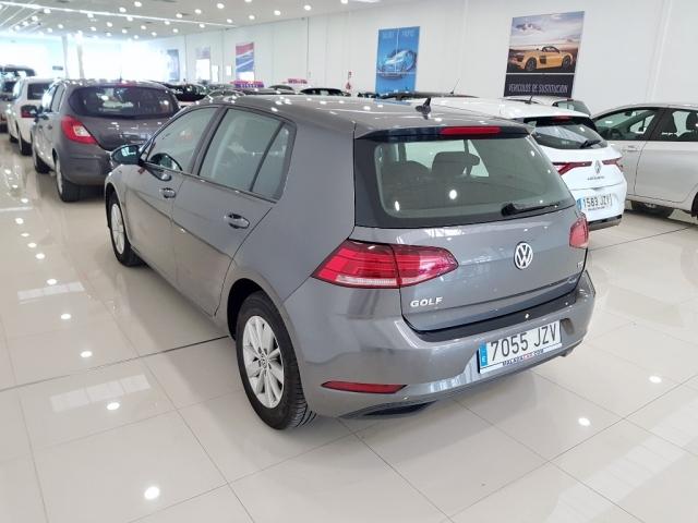 Volkswagen Golf  Edition 1.0 Tsi 81kw 110cv 5p. de ocasión en Málaga - Foto 4