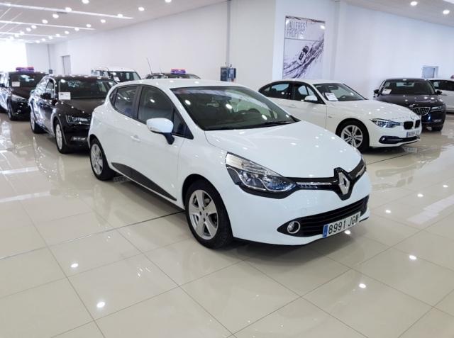 Renault Clio  Expression 1.2 16v 75 5p. de ocasión en Málaga - Foto 1