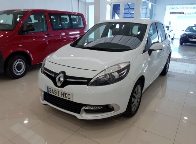 Renault Scenic  Expression Energy Dci 110 Ss 5p. de ocasión en Málaga - Foto 2