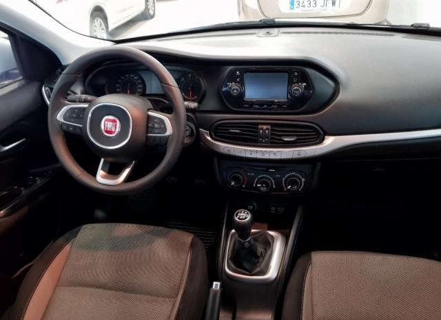 Fiat Tipo  1.3 Easy 70kw 95cv Diesel Multijet Ii 4p. de ocasión en Málaga - Foto 6