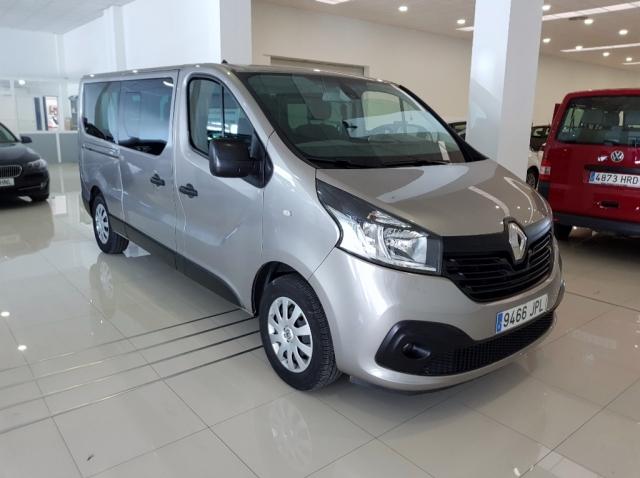 Renault Trafic Passenger Combi 9 Energy Dci 125 Tt E6 de ocasión en Málaga - Foto 4