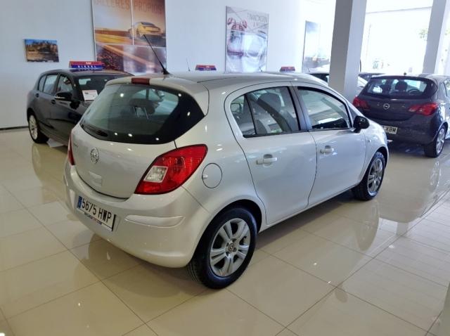 Opel Corsa  1.2 Selective 5p. de ocasión en Málaga - Foto 4