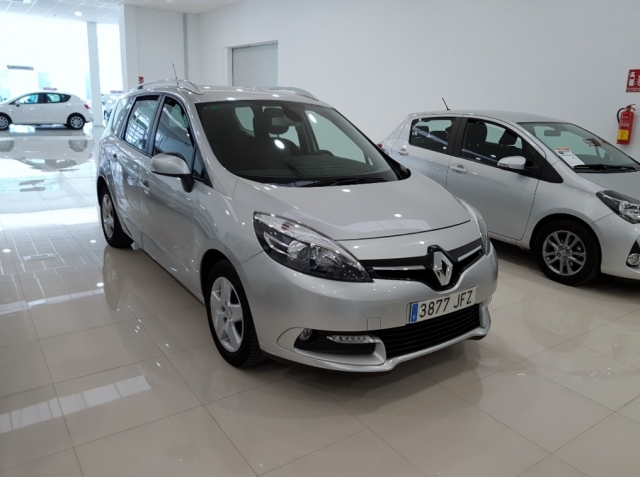 Renault Grand Scenic Grand Scénic Selection Energy Dci 110 Eco2 7p 5p. de ocasión en Málaga - Foto 1