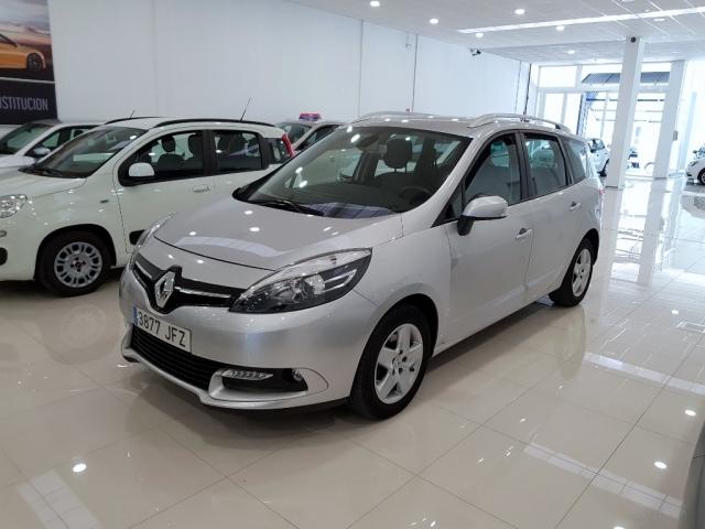 Renault Grand Scenic Grand Scénic Selection Energy Dci 110 Eco2 7p 5p. de ocasión en Málaga - Foto 2