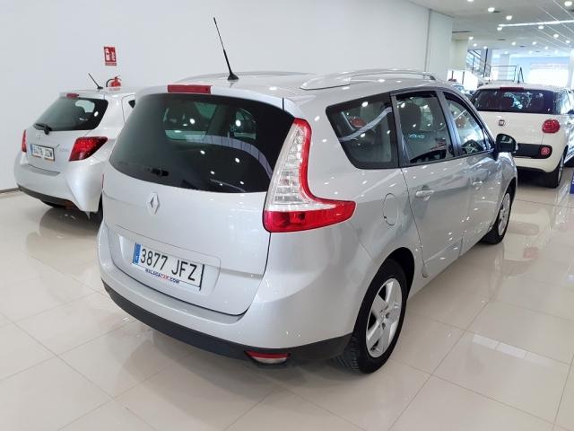 Renault Grand Scenic Grand Scénic Selection Energy Dci 110 Eco2 7p 5p. de ocasión en Málaga - Foto 4