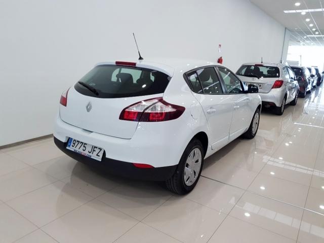 Renault Megane  Intens Tce 115 Ss Eco2 5p. de ocasión en Málaga - Foto 4