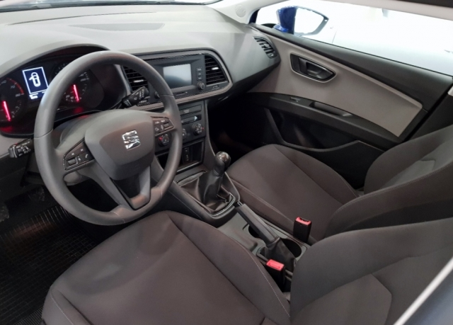 Seat Leon León 1.2 Tsi 81kw Stsp Reference Plus 5p. de ocasión en Málaga - Foto 8