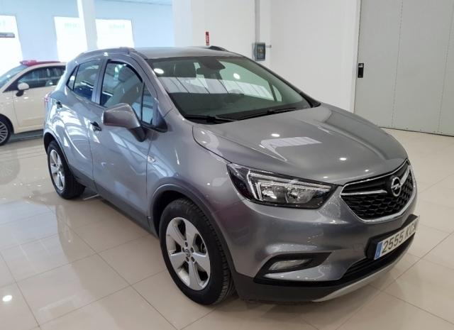 Opel Mokka X  1.4 T 103kw 140cv 4x2 Selective Auto 5p. de ocasión en Málaga - Foto 2