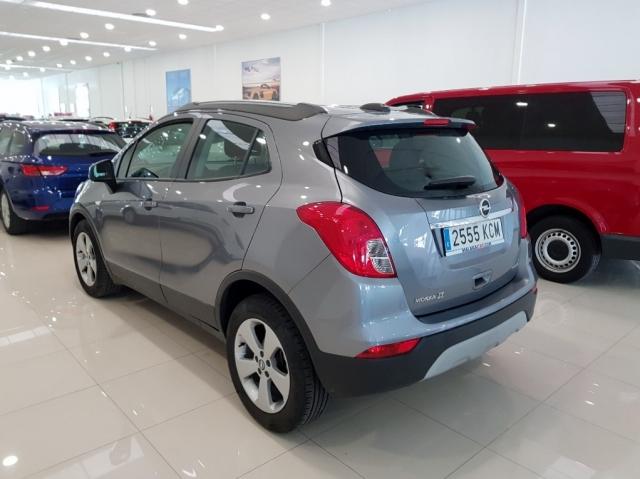 Opel Mokka X  1.4 T 103kw 140cv 4x2 Selective Auto 5p. de ocasión en Málaga - Foto 4