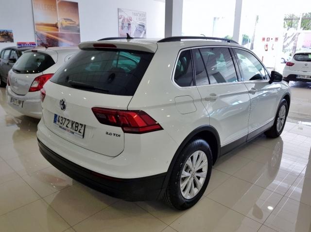 Volkswagen Tiguan  Advance 2.0 Tdi 110kw 150cv Dsg 5p. de ocasión en Málaga - Foto 4