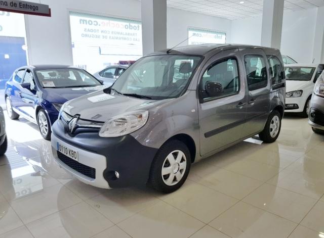 Renault Kangoo Combi  Emotion M1af Energy Dci 90 Euro 6 5p. de ocasión en Málaga - Foto 2