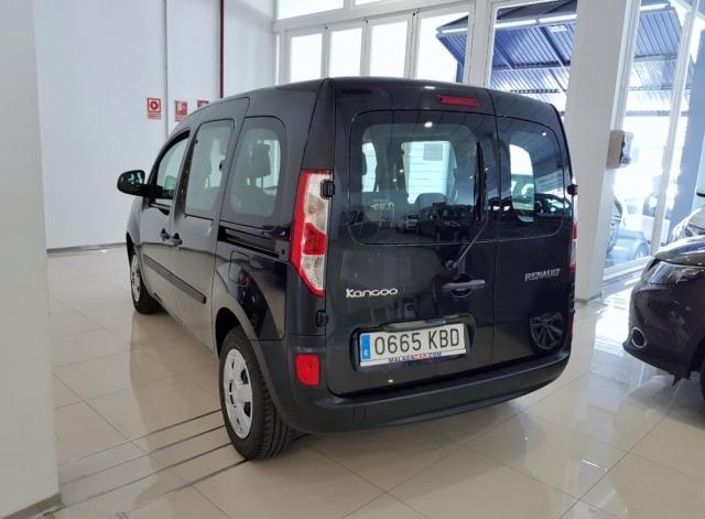 Renault Kangoo Combi  Emotion N1 Dci 90 5p. de ocasión en Málaga - Foto 4