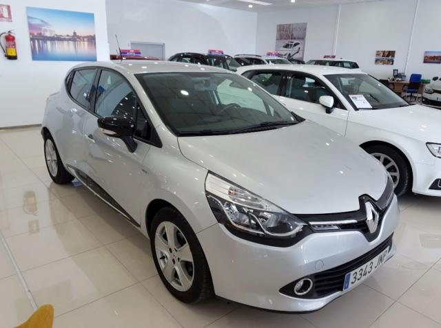Renault Clio  Limited 1.2 16v 55kw 75cv 5p. de ocasión en Málaga - Foto 2