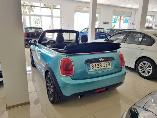 Mini   Cooper Cabrio 2p. de ocasión en Málaga - Foto 4