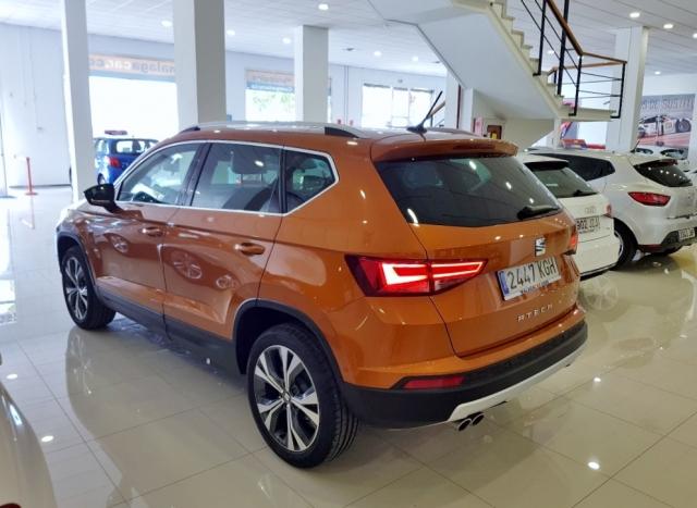 Seat Ateca  1.4 Ecotsi 110kw 150cv Dsg7 Ss Xcel 5p. de ocasión en Málaga - Foto 4