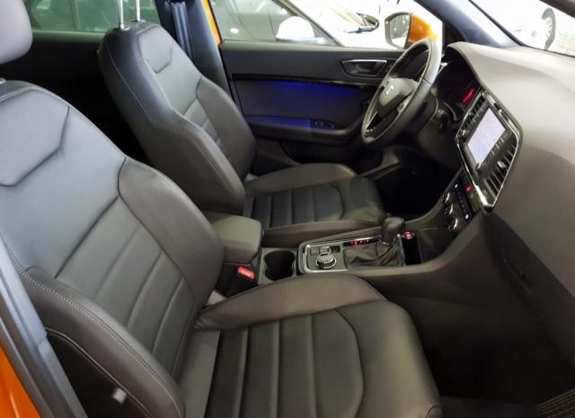 Seat Ateca  1.4 Ecotsi 110kw 150cv Dsg7 Ss Xcel 5p. de ocasión en Málaga - Foto 8
