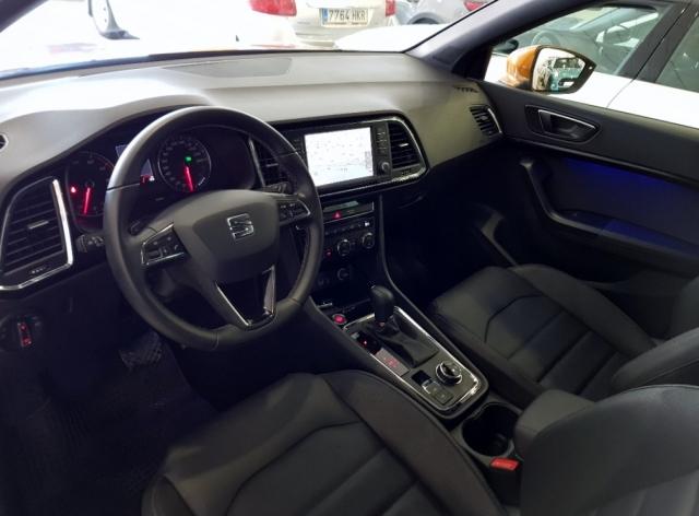 Seat Ateca  1.4 Ecotsi 110kw 150cv Dsg7 Ss Xcel 5p. de ocasión en Málaga - Foto 9
