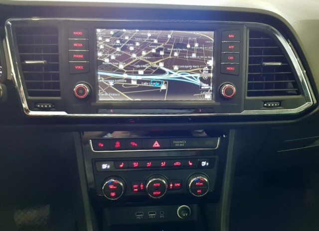 Seat Ateca  1.4 Ecotsi 110kw 150cv Dsg7 Ss Xcel 5p. de ocasión en Málaga - Foto 10