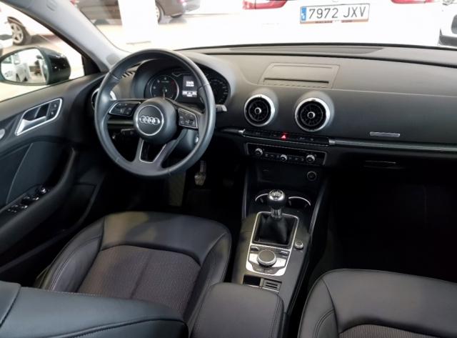 Audi A3  Design Edition 1.6 Tdi Sportback 5p. de ocasión en Málaga - Foto 6
