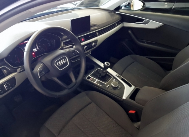 AUDI A4  2.0 TDI 150CV Advanced edition 4p. for sale in Malaga - Image 8